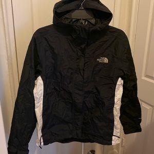 North face Light Weight Rain Coat Size S